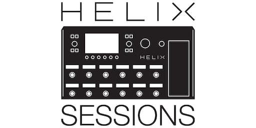 Helix Sessions - Guitar Center Indianapolis