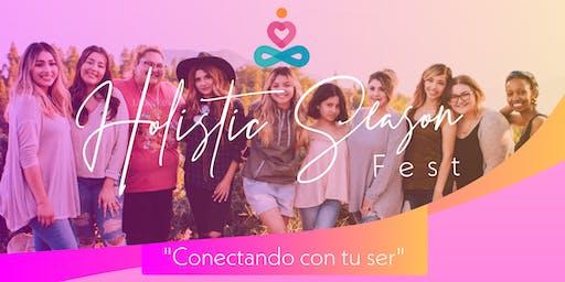 Holistic Season Fest CDMX Organizado por  Mexicanas en el Mundo Oficial
