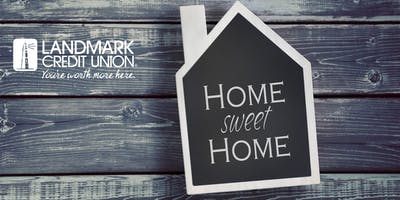 Landmark Credit Union Home Buyer Seminar - Franklin Public Library (May)