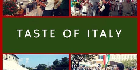 Vaughan Taste of Italy tickets