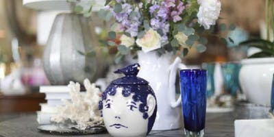 Tables at 22 South - The Series by Shannon Roth Collection & The Graceful Gardener