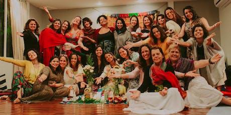 Primeira vez em Recife! Círculo de Mulheres Essencial com Bebel Clark ingressos