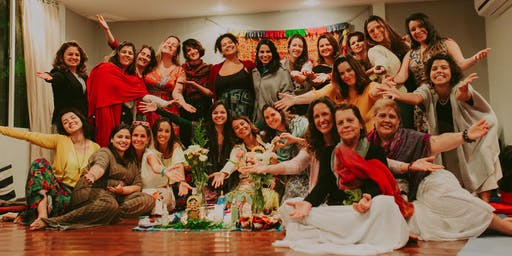 Primeira vez em Recife! Círculo de Mulheres Essencial com Bebel Clark