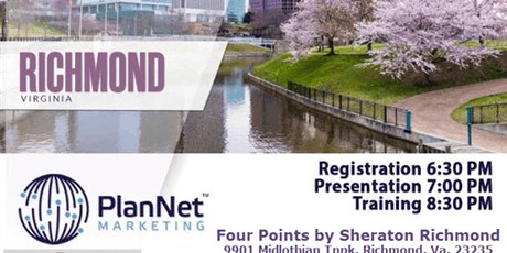 Become A Travel Business Owner-Richmond, VA - NEW LOCATION tickets