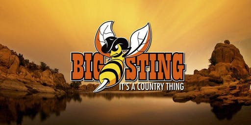The Big Sting - It's a Country Thing