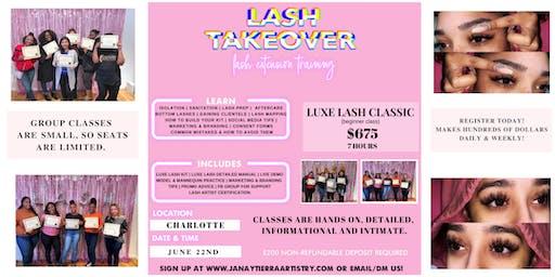 Mink Lash Class - CLASSIC - Detailed