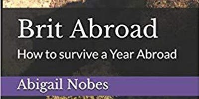 Book Launch Brit Abroad How Survive Year Abroad