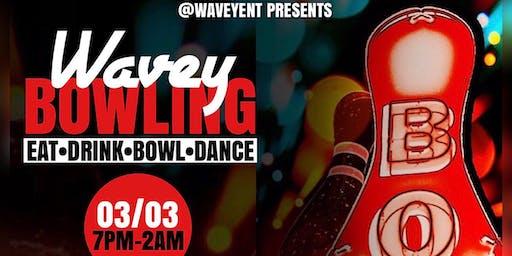 WaveyBowling @ Baldwin Bowl Sundays