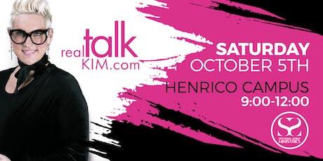 Speaking Spirit Ministries Welcomes Real Talk Kim! tickets