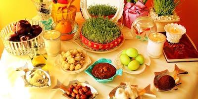 Nowrouz Party: Persian New Year Celebration