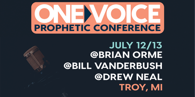 ONE VOICE Prophetic Conference
