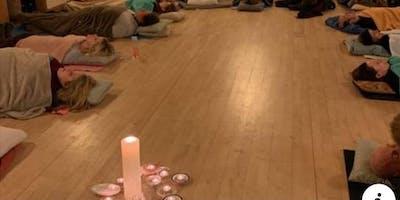 Group Rebirthing Breathwork