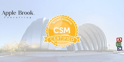 Certified ScrumMaster® (CSM) - Kansas City, MO - September 24-25