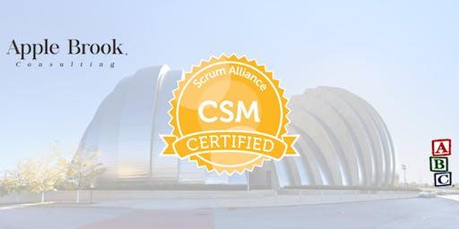 Certified ScrumMaster® (CSM) - Kansas City, MO - September 24-25