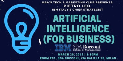 ARTIFICIAL INTELLIGENCE (FOR BUSINESS)