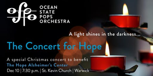 Ocean State Pops Orchestra: The Concert for Hope