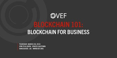 Blockchain 101: Blockchain for Business