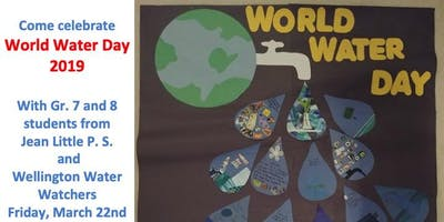 World Water Day 2019 - Water For All