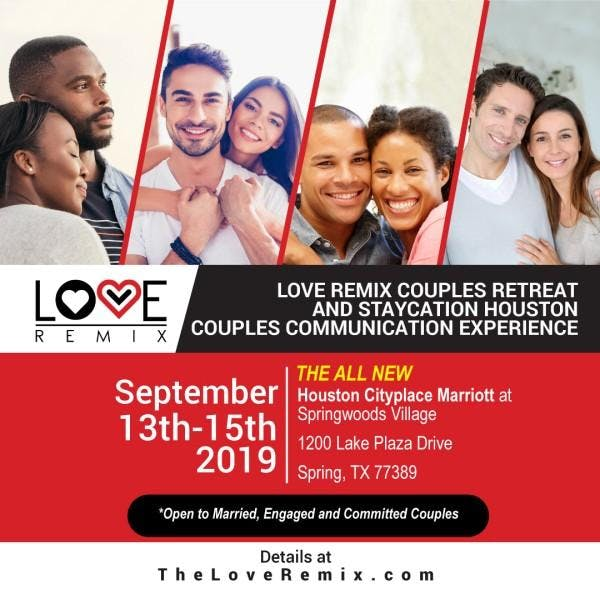 The Love Remix Couples Retreat & Staycation -