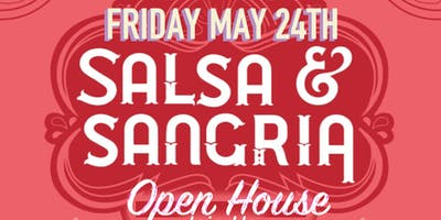 Salsa and Sangria Open House at Arthur Murray Greenwich