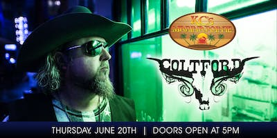 Colt Ford with Adairs Run LIVE at Marina Pointe!