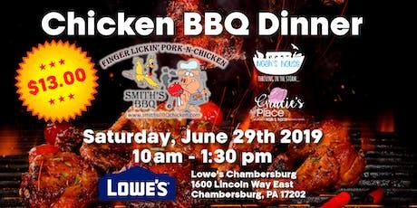 Noah's House & Gracie's Place BBQ Chicken Dinner Fundraiser tickets