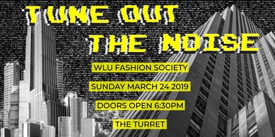 WLU Fashion Society: 9th Annual Charity Fashion Show