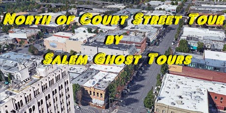 North of Court Street Haunted Tour tickets