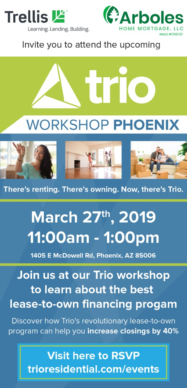 Trio Workshop Phoenix
