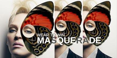 Chinatown Underground Theme Nights - Masquerade