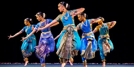 Rangoli Dance Company Presents: Viriboni (flower-like beauty), an evening of Indian classical dances