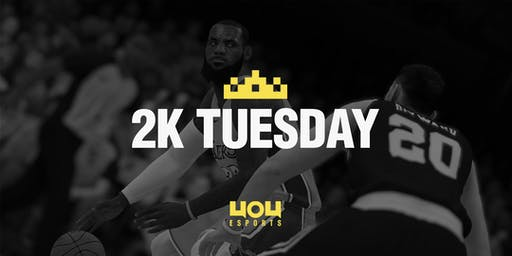 2K Tuesday | PS4 | 16-Player | Single-Elimination Tournament | 7 PM Tuesday