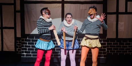 'The Arte of Commedia' Spark Youth Theatre tickets
