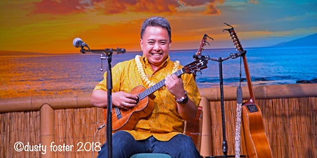 Herb Ohta, Jr. - Ukulele Master tickets