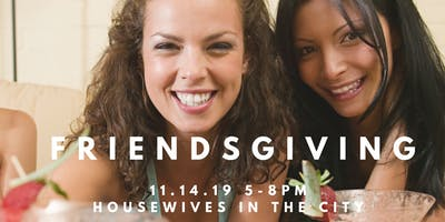 Ladies Night Out-The Friendsgiving Edition @ Brown Pelican Pub 11.14.19