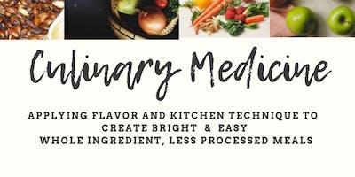 Culinary Medicine - Protein and Health Outcomes