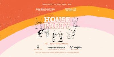 RSW HOUSE PARTY PRE-SALE