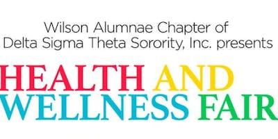 Health and Wellness Vendor Fair
