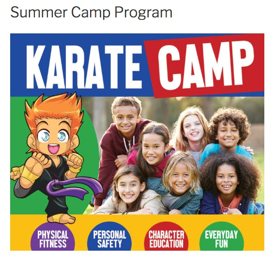 Premier Summer Camp Program