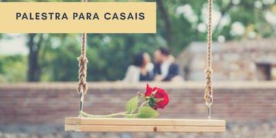 PALESTRA CASAIS - 3 PASSOS PARA TER UM RELACIONAME