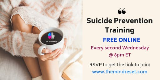The MindReset Suicide Prevention Training