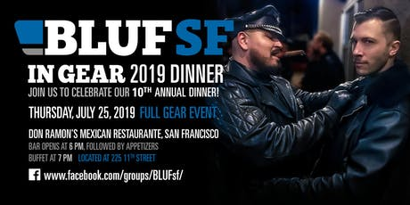 IN GEAR Dinner 2019 tickets