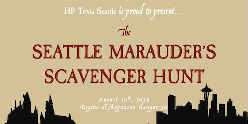 Seattle Marauder's Scavenger Hunt