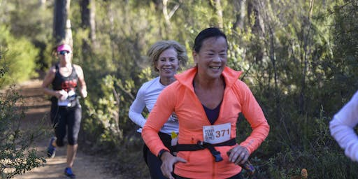 Trail Running Half Marathon: Eagle and Child and 10km Eaglet and Bub
