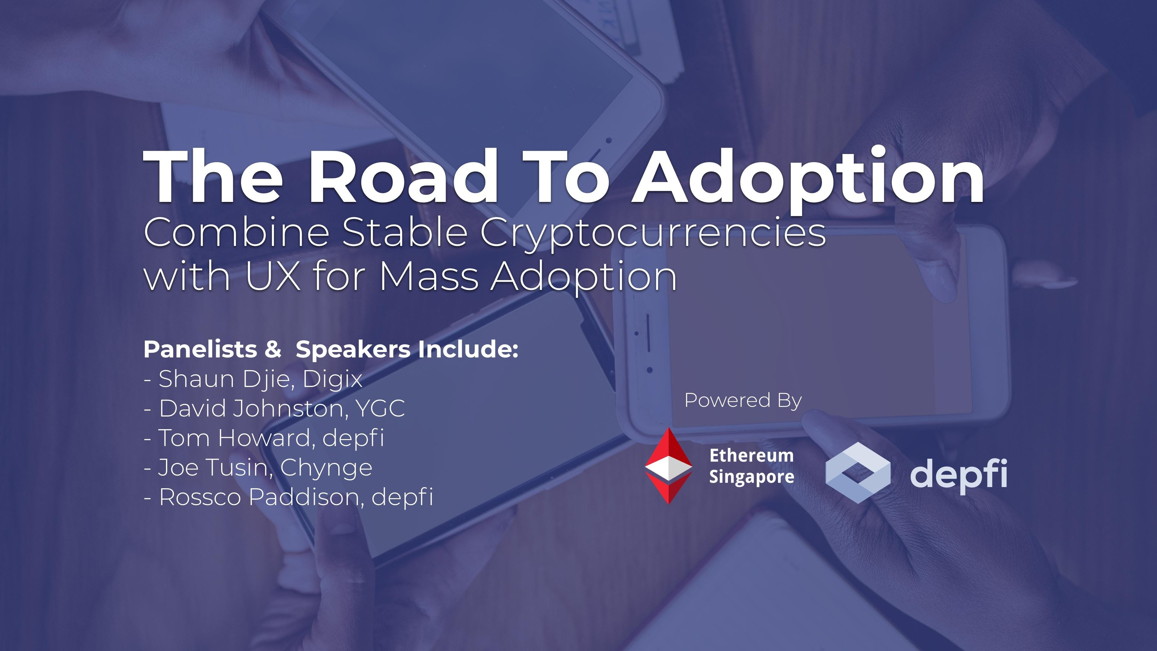 227ab37709 Road To Adoption  Combine Stable Cryptocurrencies with UX for Mass Adoption