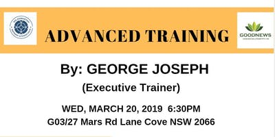 Advanced Training by George Joseph
