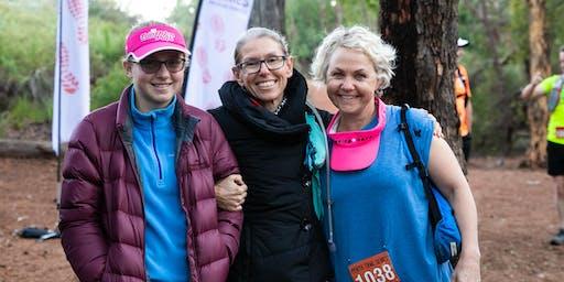 Trail Running Half Marathon: Jolly Jumbuck 22km and 13km