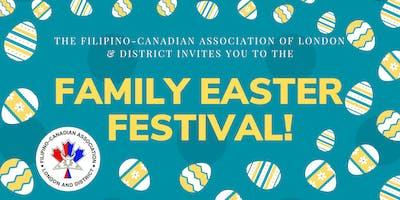 Filipino-Canadian Association of London -  Easter Festival