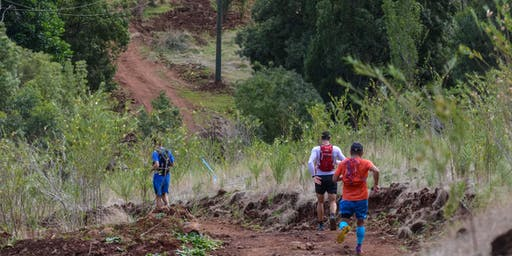 Trail Running Ultra Marathon: Truth 50km, 25km and 10km