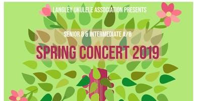 The 2019 Spring Recital
